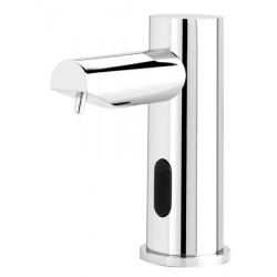 AKSA sink-mounted foam soap dispenser