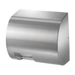 Secador de manos automático de acero inoxidable poco ruidoso