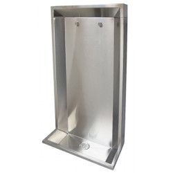 Individual urinal stall in...