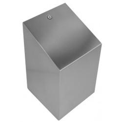 Distributeur bobine essuie-mains papier inox ELITE à dévidage central