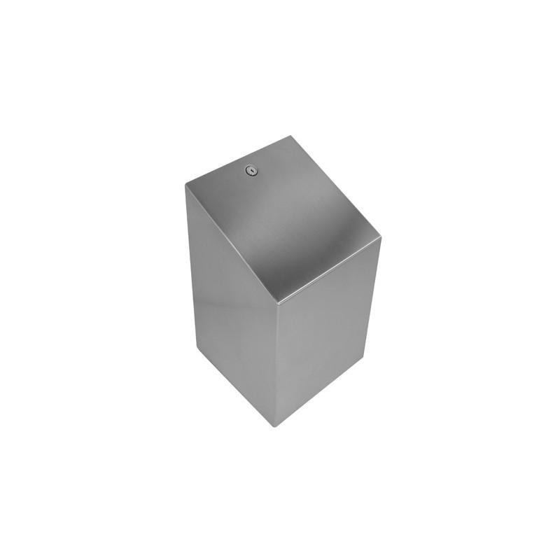 Photo Distributeur bobine essuie-mains papier inox ELITE à dévidage central MCS-101