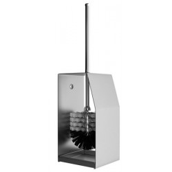 Miniature-0 Porte brosse WC inox brillant ELITE MGS-15C