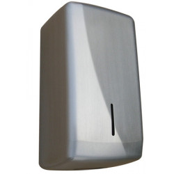 Distributeur inox papier WC plat FUTURA