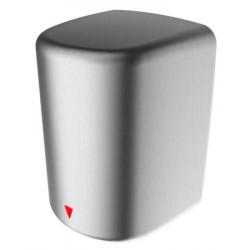 Sèche-mains automatique air pulsé inox antivandalisme
