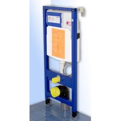 Bâti-support WC avec réservoir dissimulé GEBERIT/HYGISEAT