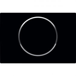 Miniature-2 Plaque WC noire pour bâti-support SUPKJ1