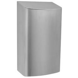 Secador de manos compacto de acero inoxidable de alta velocidad POCK-AIR