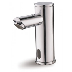 Electronic faucet for wash basin SMART cold or pre-mixed water