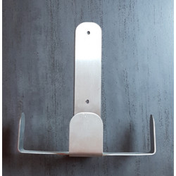 Miniature-1 Wall soap container support 6L RES-796