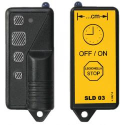 Grifo electrónico con mando a distancia