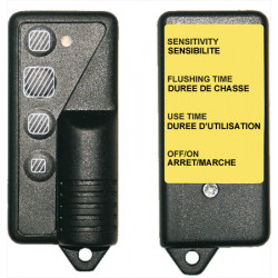Miniature-0 Remote control for radar detection SLD04