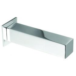 Automatic faucet design square rectangle CARREO