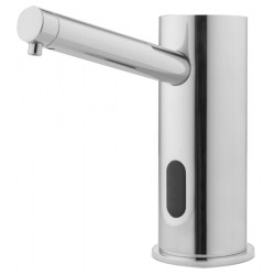 Automatic soap dispenser design ELITE recessed on the wash basin