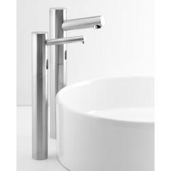 Miniature-1 Distributeur automatique de savon avec rehausse ELITE pour vasque à poser RES-72-R