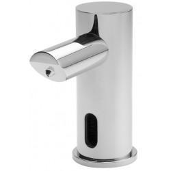 Dispensador automático de jabón profesional SMART en el lavabo