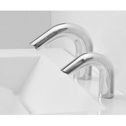 Miniature-1 Distributeur automatique savon professionnel ALLURE à poser eau et savon RES-168
