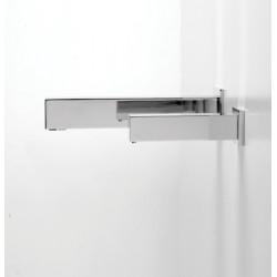 Miniature-1 Distributeur automatique de savon CARREO design carré assorti robinet RES-44