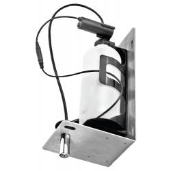 Distributeur de savon encastrable derrière miroir automatique infrarouge