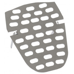 Miniature-0 Stainless steel urinal grate SLA-26
