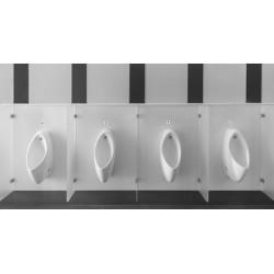 Miniature-1 Detección electrónica de urinarios a través de la pared RES-118P