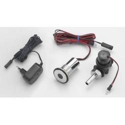 Miniature-0 Kit de detección de urinarios de la red eléctrica RES-118P-N