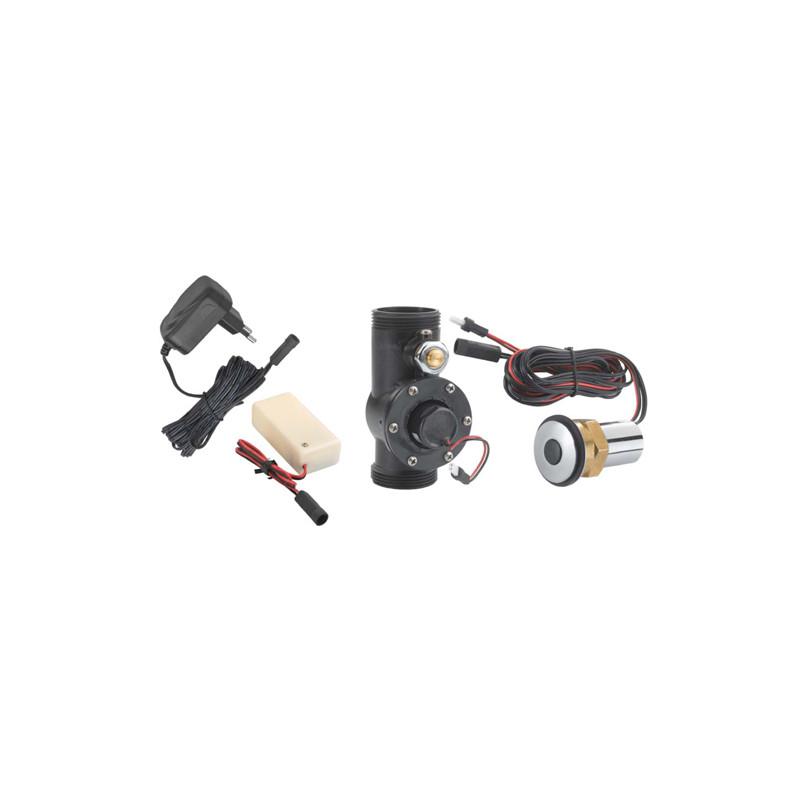 Photo Kit de descarga automática del inodoro por detección de presencia o aproximación manual RES-121P2