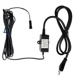 Transformador 230/9V IP68 para la gama de 1 toma RES / DUS / DWS