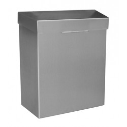Feminin hygiene waste bin stainless steel ELITE