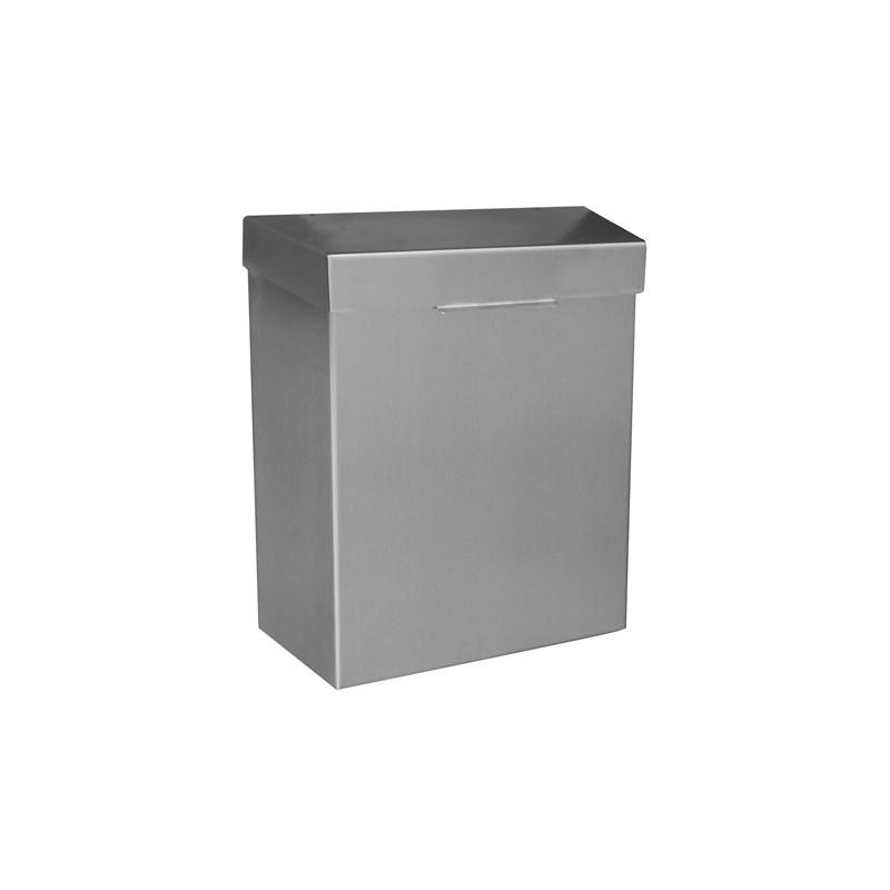 Photo Feminin hygiene waste bin stainless steel ELITE MKS-301