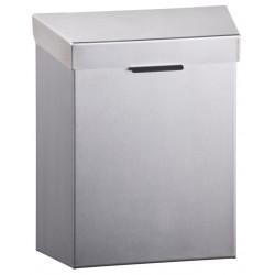 Miniature-1 Sanitary bins WC womens stainless steel MKS-301