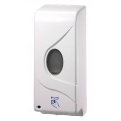 Dispensador automático de jabón líquido de pared profesional de diseño blanco