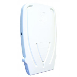 Professional wall-mounted baby changing table for restaurants and institutions