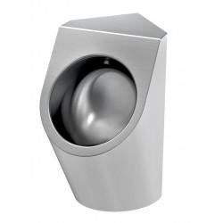 Urinoir d'angle inox URBA