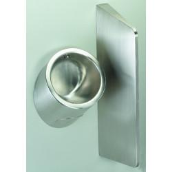 Miniature-1 Automatic stainless steel urinal URI-ONE anti vandal UR-01-TH