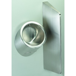 Miniature-1 Automatic stainless steel urinal URI-ONE anti vandal UR-01-TH