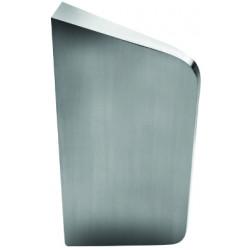 Séparateur écran inox d'urinoirs