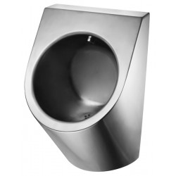Urinal stainless steel URBA for public sanitary