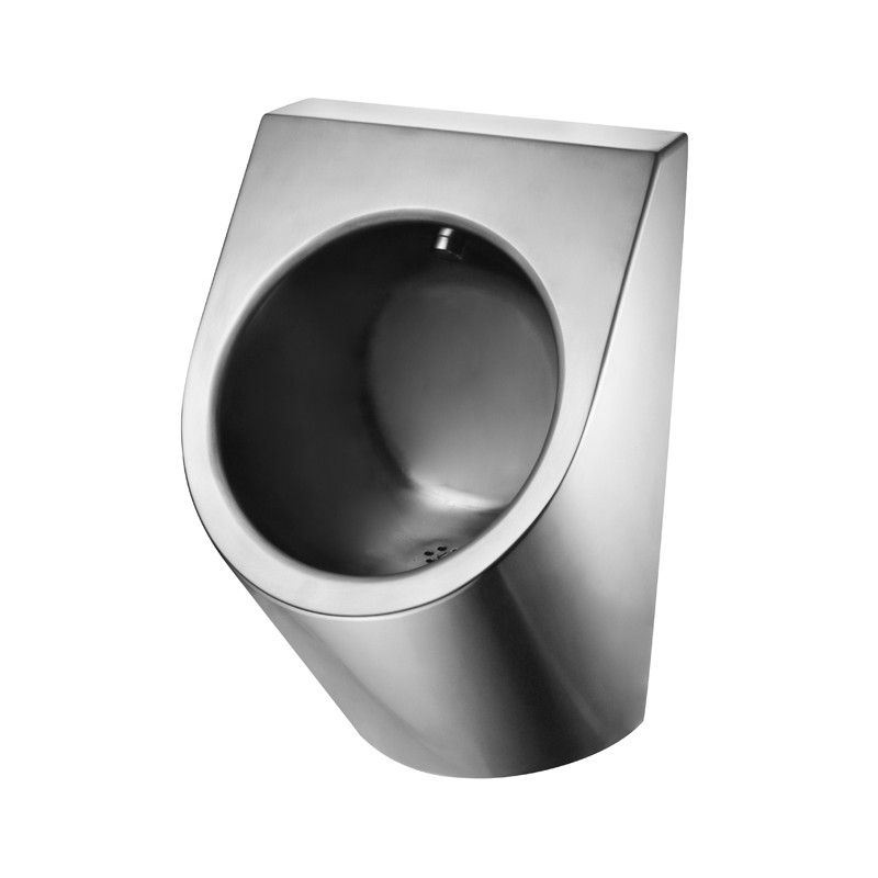 Photo Urinal stainless steel URBA for public sanitary UR-11