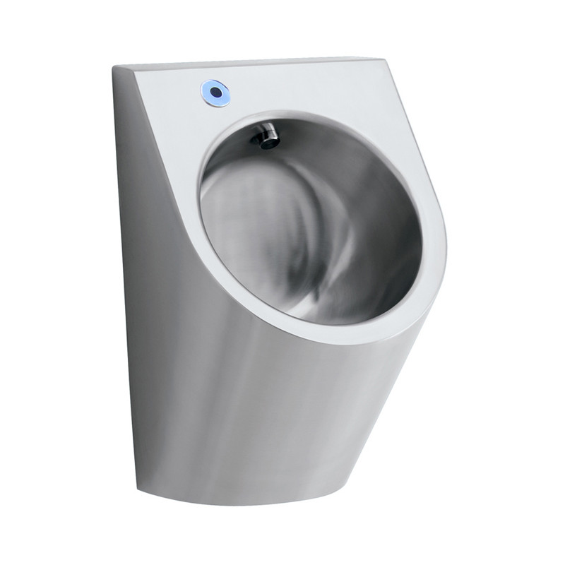 Photo Automatic urinal automatic stainless steel  integrated detection integrated URBA UR-11-ET