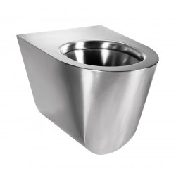 Miniature-1 Wall hung WC in stainless steel ULTIMA TC IN-001-TC