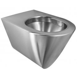 Inodoro antivandálico de acero inoxidable ULTIMA TC