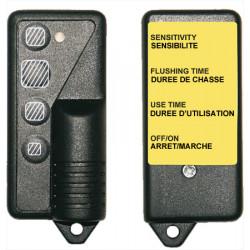 Settings remote control