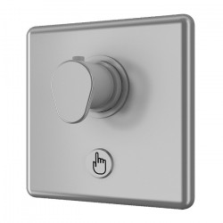 Recessed thermostatic tap...