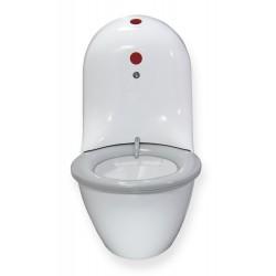 Wall mounted automatic WC...