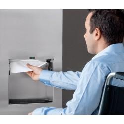 Miniature-3 Distributeur d'essuie-mains accessible aux personnes handicapées BO-38030