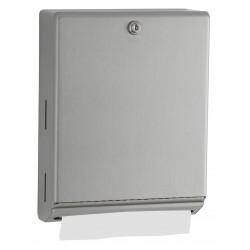 Dispensador de toallas de papel de pared de acero inoxidable