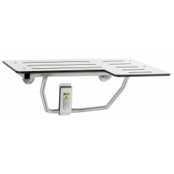 Reversible Folding Shower Seat