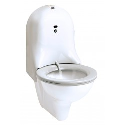 WC wall mounted self cleaning HYGISEAT