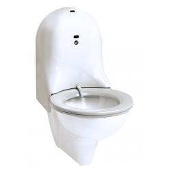 WC suspendu autonettoyant HYGISEAT