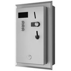 Temporizador de ducha de acero inoxidable para hasta 12 usuarios